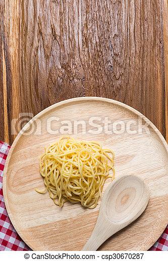 spaghetti - csp30670287