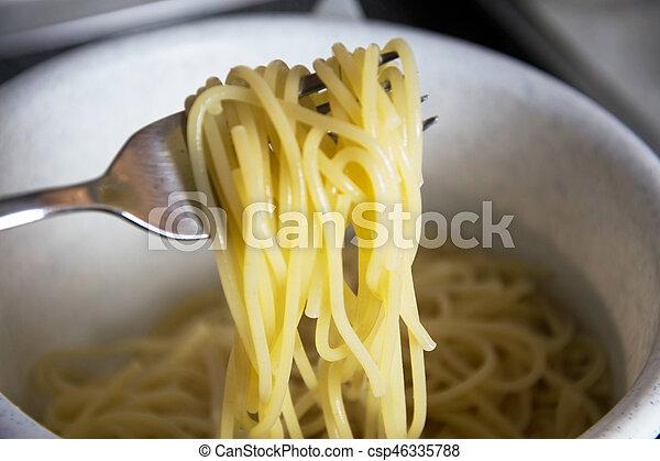 Spaghetti - csp46335788