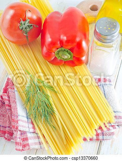 spaghetti - csp13370660