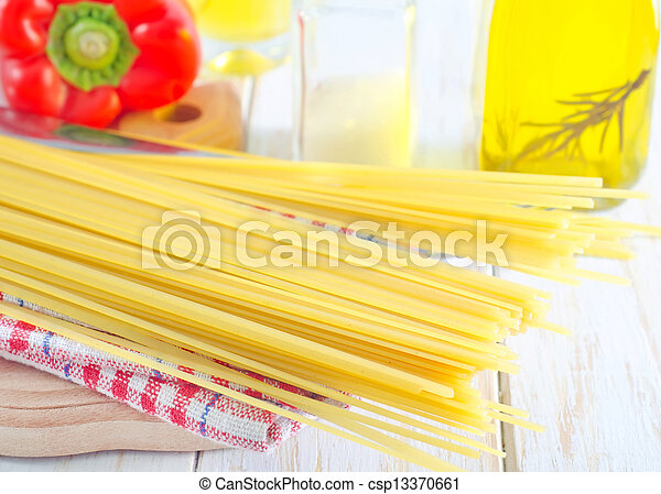 spaghetti - csp13370661