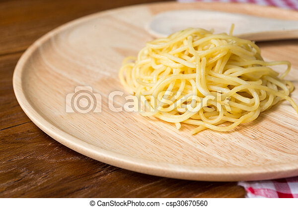 spaghetti - csp30670560