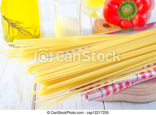 spaghetti - csp12217255