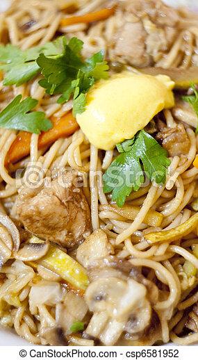 spaghetti - csp6581952