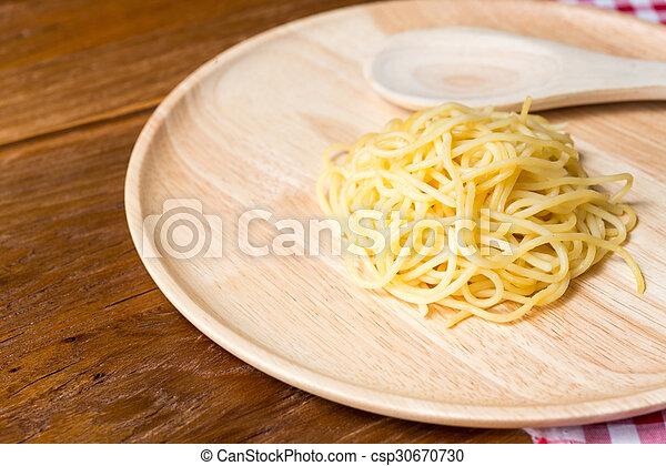 spaghetti - csp30670730