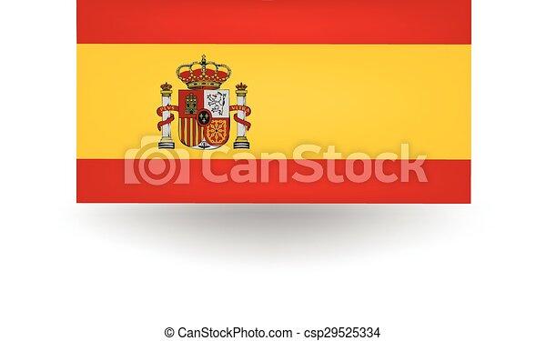 Spain Flag - csp29525334