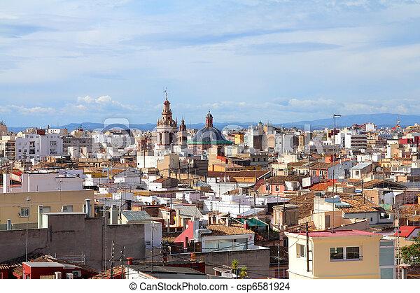 Spain - Valencia - csp6581924