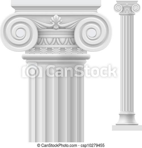 Roman-Kolumne - csp10279455