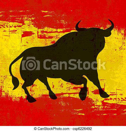 Spanish Background - csp6226492
