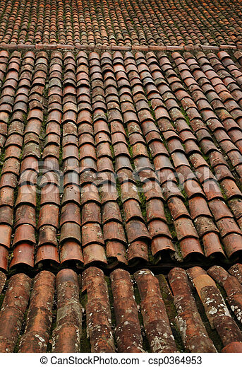 Spanish tile roof stock photos Search Photographs and Clip Art