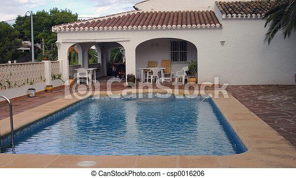 spanish villa - csp0016206