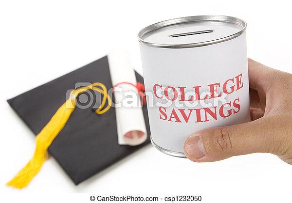 spareinlagen, hochschule - csp1232050