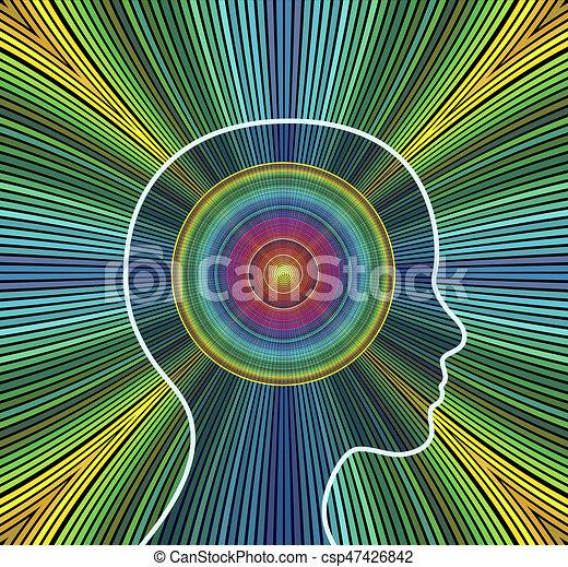 Spark your Energy - csp47426842
