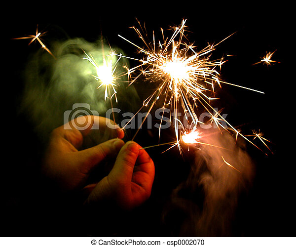 Sparklers - csp0002070
