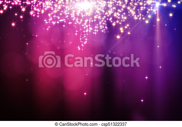 Sparkling Pink Wallpaper