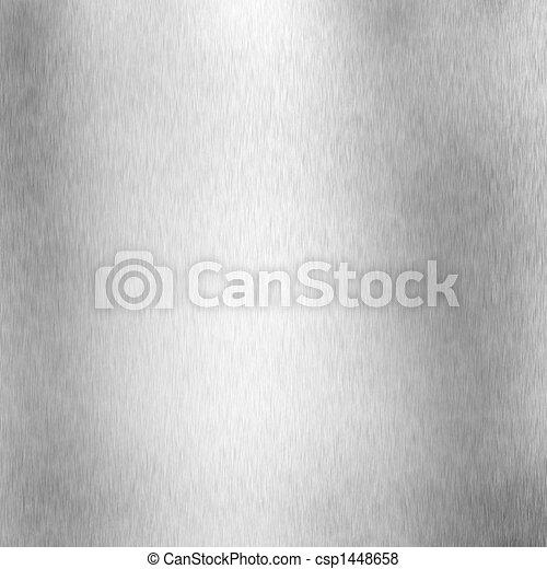 spazzolato, alluminio - csp1448658
