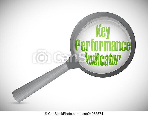 spełnienie, indykator, klucz, powiększcie szkło - csp24963574