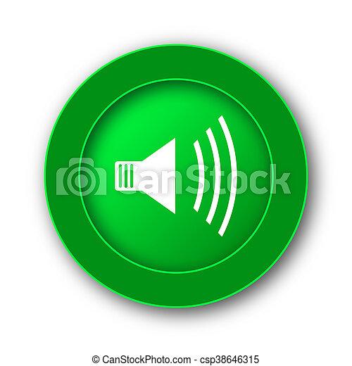 Speaker icon - csp38646315