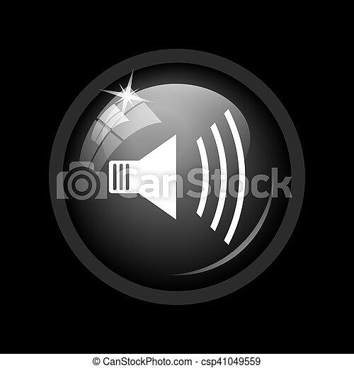 Speaker icon - csp41049559
