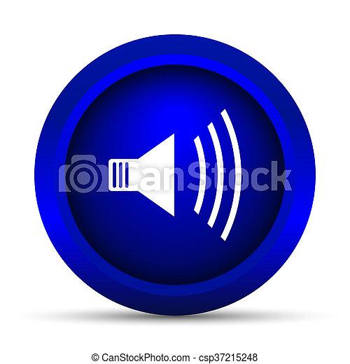 Speaker icon - csp37215248