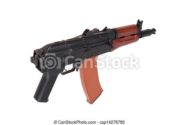 special forces kalashnikov aks74u  - csp14278780
