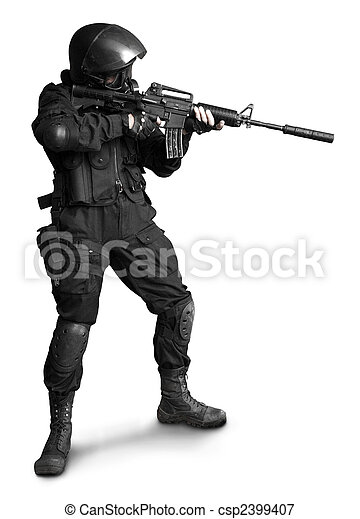Special forces - csp2399407