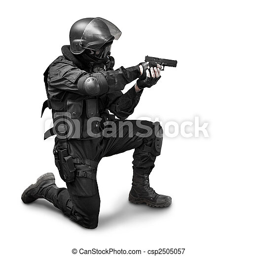 Special forces - csp2505057