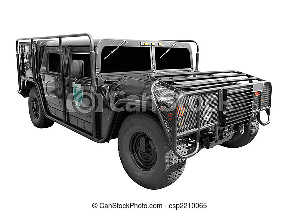 special forces vehicle - csp2210065