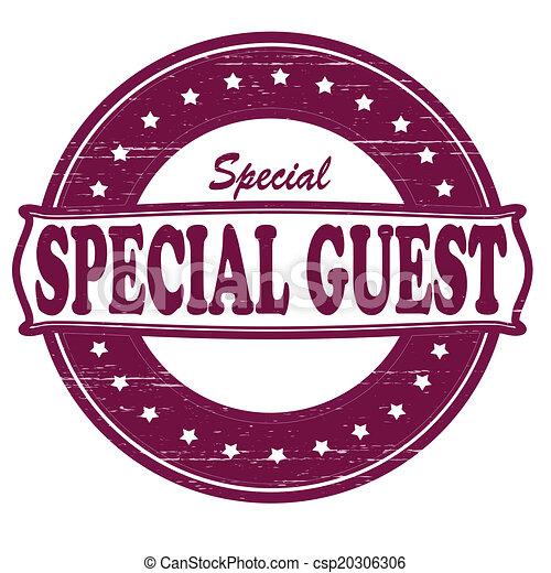 Special guest - csp20306306