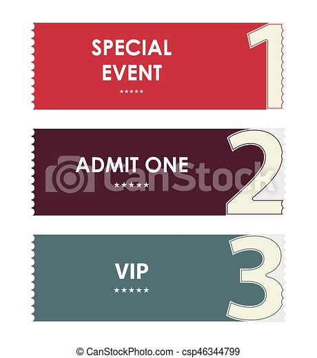 special modern ticket template event ticket admit one