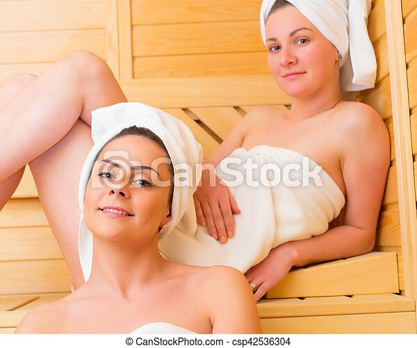 Apologise, that Lesbians in the sauna commit error
