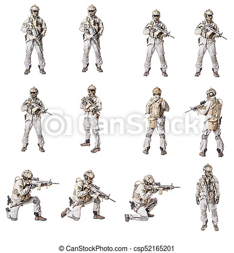 Special Operations Forces collection - csp52165201