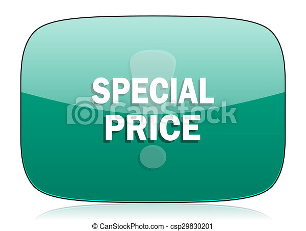 special price green icon - csp29830201