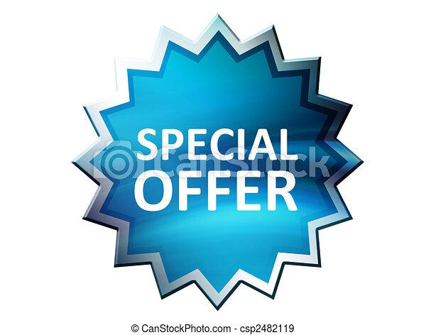 speciale, offerta - csp2482119