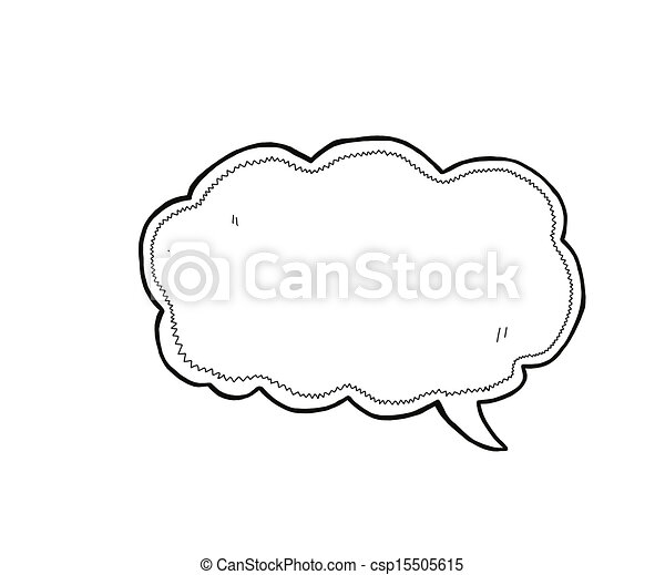speech bubbles - csp15505615