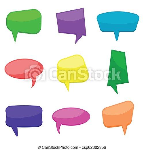 speechbubbles-112 - csp62882356