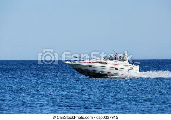 Speed boat - csp0337915