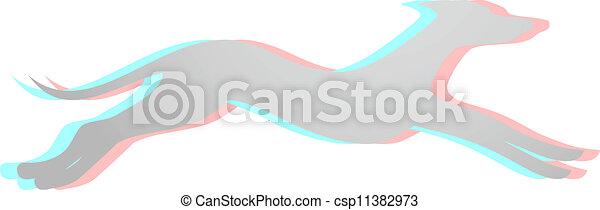 Speed effect - csp11382973