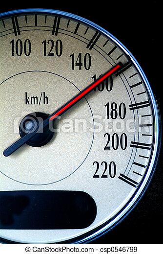 speed indica - csp0546799
