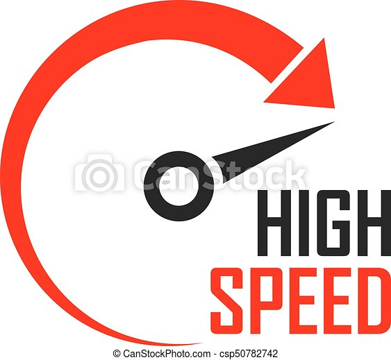 speed minimalistic logo speed minimalistic vector logo eps vector rh canstockphoto com logo aps logo eps format
