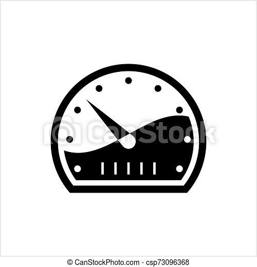 Speedometer Icon Design - csp73096368