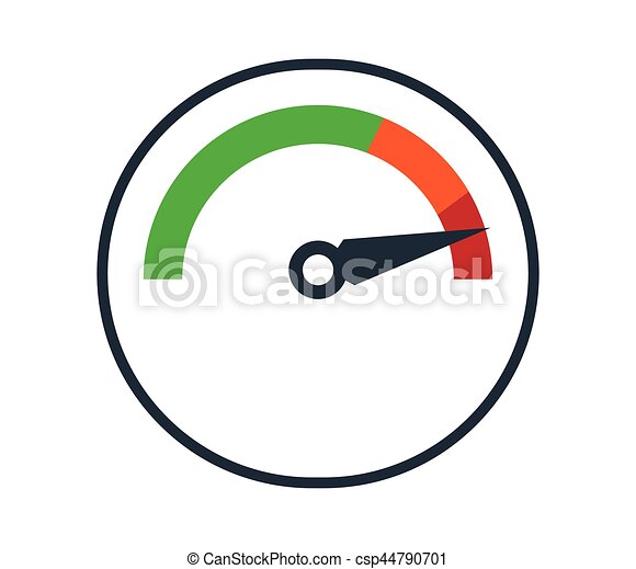 speedometer icon design eps 8 supported vector clipart search rh canstockphoto com speedometer vector or scalar speedometer vector file