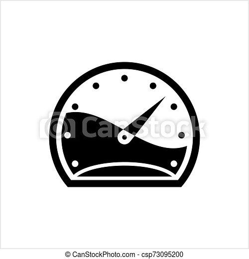 Speedometer Icon Design - csp73095200