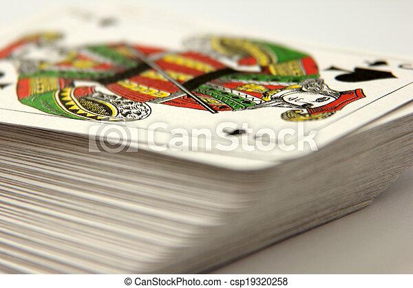 speelkaart - csp19320258