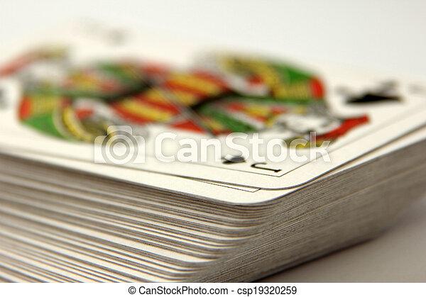 speelkaart - csp19320259