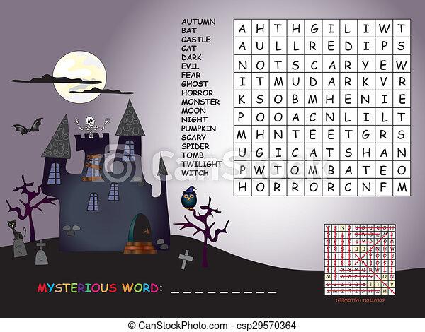 Halloween Gebruiken.Spel Halloween
