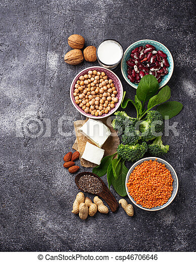 protein i spenat