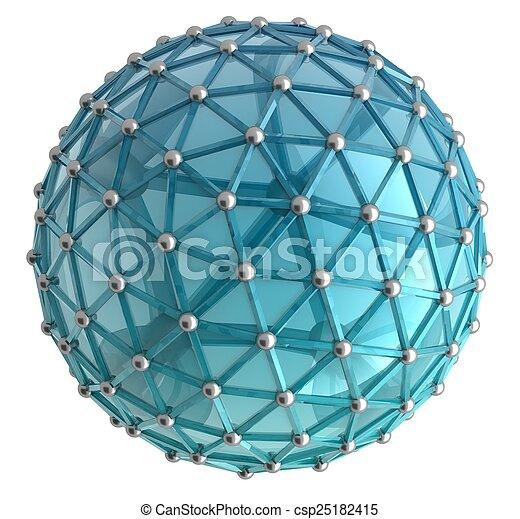 sphère, résumé - csp25182415