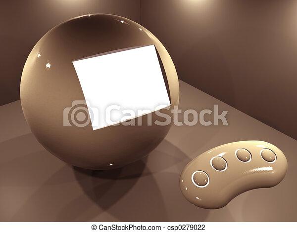 sphère, théâtre - csp0279022