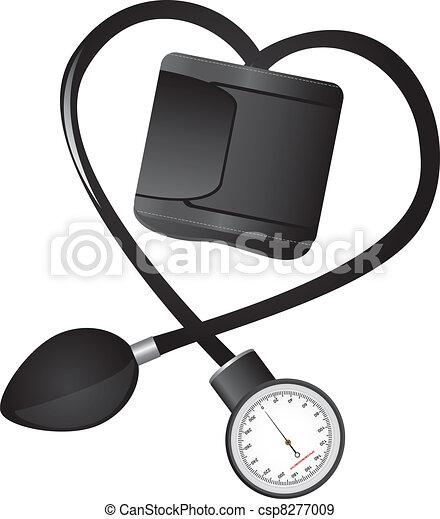 Blood Pressure Cuff Illustrations And Clip Art 421 Blood Pressure