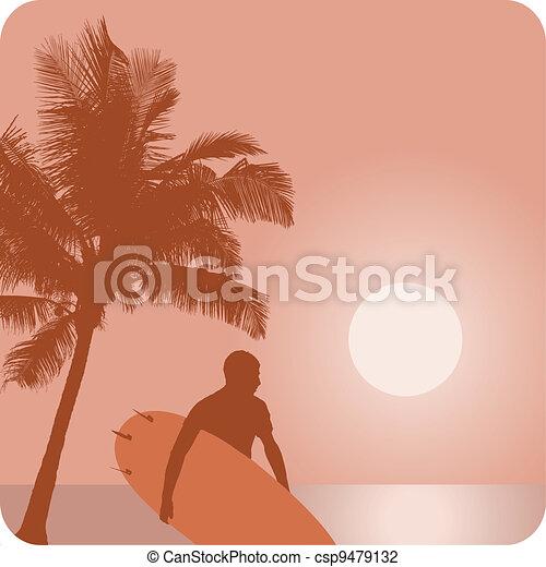 spiaggia - csp9479132